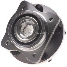 MPA Wheel Bearing and Hub Assembly  Front
