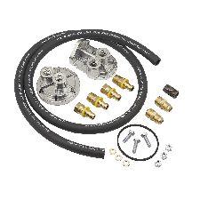 Mr Gasket Engine Oil Filter Remote Mounting Kit