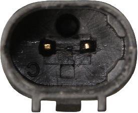 MTC ABS Wheel Speed Sensor  Rear Left