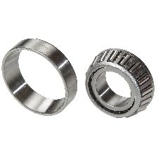 National Bearing Wheel Bearing and Race Set  Rear Outer