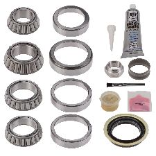 National Bearing Axle Differential Bearing and Seal Kit  Rear