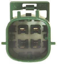 NGK Oxygen Sensor  Downstream Front