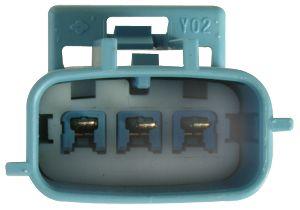 NGK Oxygen Sensor  Upstream Rear