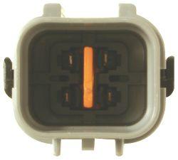 NGK Oxygen Sensor  Downstream Left