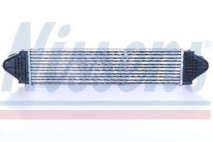 Nissens Intercooler  Front