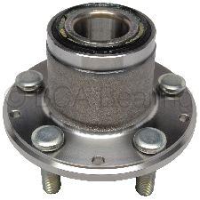NTN Wheel Bearing and Hub Assembly  Rear