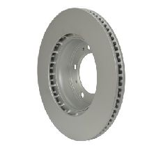 Pagid Disc Brake Rotor  Front Right