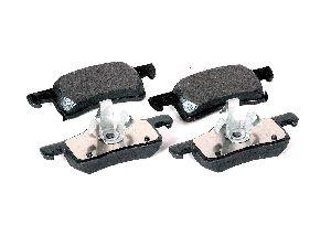 Performance Friction Disc Brake Pad  Rear