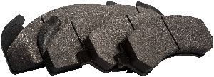 Performance Friction Disc Brake Pad  Rear