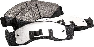 Performance Friction Disc Brake Pad  Front