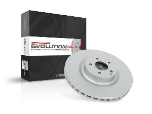 Power Stop Disc Brake Rotor  Rear
