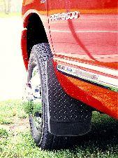 Powerflow Mud Flap  Rear