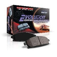 Powerstop Disc Brake Pad Set  Front
