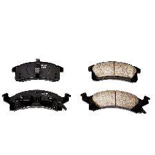 Powerstop Disc Brake Pad Set  Front
