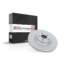 Powerstop Disc Brake Rotor  Front