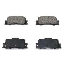 Pronto Disc Brake Pad Set  Rear