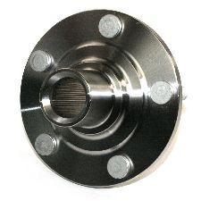 Pronto Wheel Hub  Front