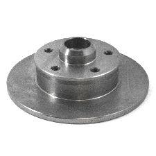 Pronto Disc Brake Rotor and Hub Assembly  Rear