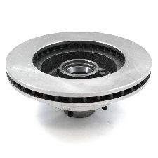 Pronto Disc Brake Rotor and Hub Assembly  Front
