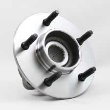 Pronto Wheel Bearing and Hub Assembly  Front