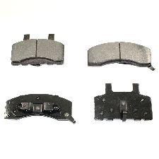 Pronto Disc Brake Pad Set  Front