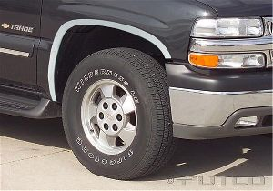 Putco Wheel Arch Trim Set