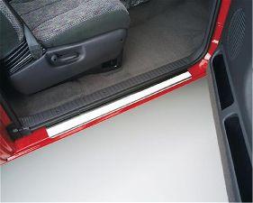 Putco Door Sill Plate  Front