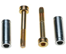Raybestos Disc Brake Caliper Bolt Kit  Front