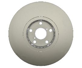 Raybestos Disc Brake Rotor  Front Left