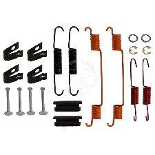 Raybestos Drum Brake Hardware Kit  Rear