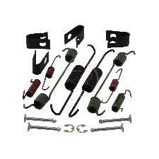 Drum Brake Hardware Kit Rear Carlson 17356