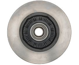 Raybestos Disc Brake Rotor and Hub Assembly  Front