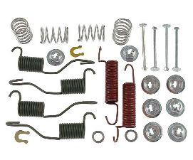 Raybestos Drum Brake Hardware Kit  Rear