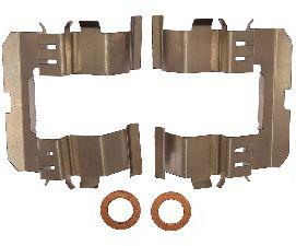 Raybestos Disc Brake Caliper  Rear Left