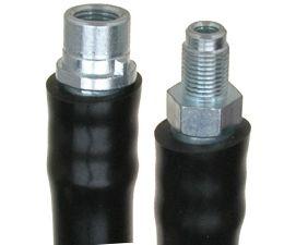 Raybestos Brake Hydraulic Hose  Rear