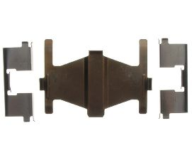 Raybestos Disc Brake Hardware Kit  Rear