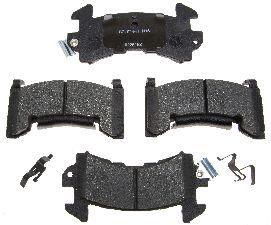 Raybestos Disc Brake Pad Set  Front