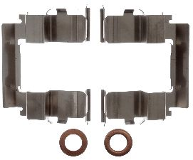 Raybestos Disc Brake Caliper  Front Left