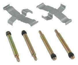 Raybestos Disc Brake Hardware Kit  Rear