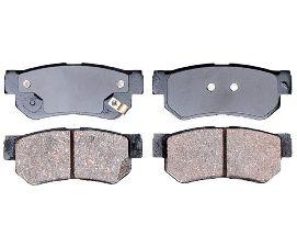Raybestos Disc Brake Pad Set  Rear