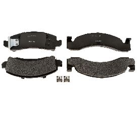 Raybestos Disc Brake Pad Set  Rear