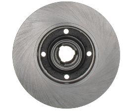 Raybestos Disc Brake Rotor and Hub Assembly  Rear