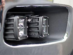 RIGID Industries Fog Light Bracket