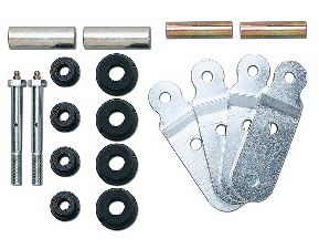 Rubicon Express Leaf Spring Shackle  Front