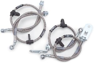 Russell Brake Hydraulic Hose Kit  Front and Rear