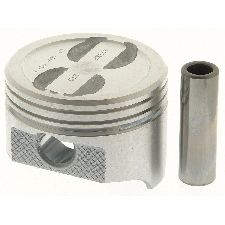 Seal Power Engine Piston