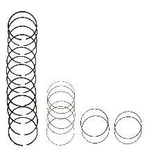 Sealed Power Engine Piston Ring Set