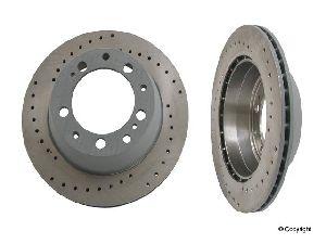 Sebro Disc Brake Rotor Set  Rear