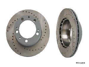 Sebro Disc Brake Rotor Set  Front
