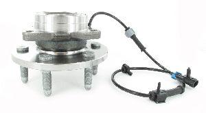 SKF Wheel Bearing and Hub Assembly  Front